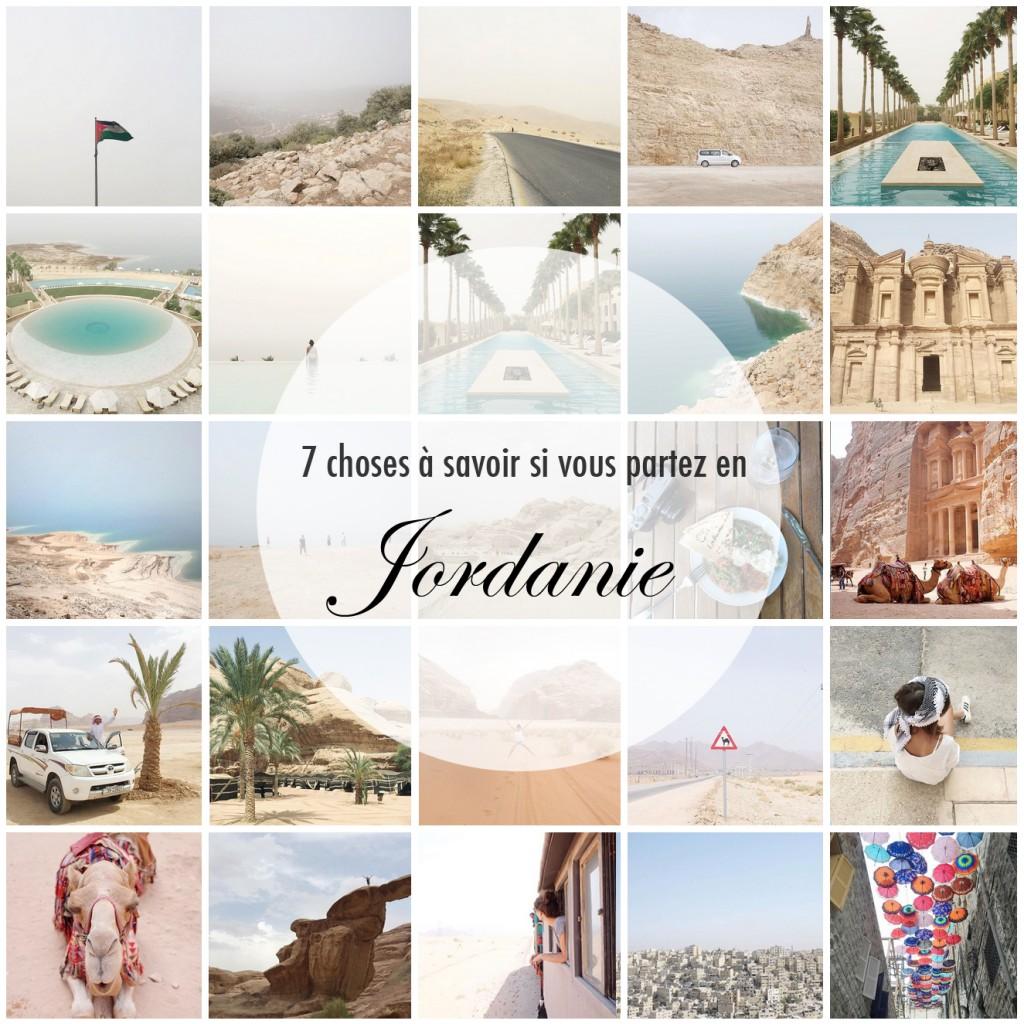 7 choses à savoir si vous partez en Jordanie
