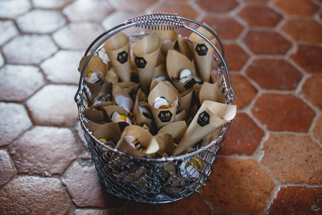 DIY : les cornets de confettis