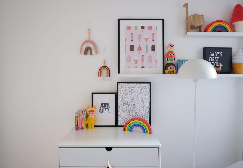 Idées déco pour une chambre de bébé
