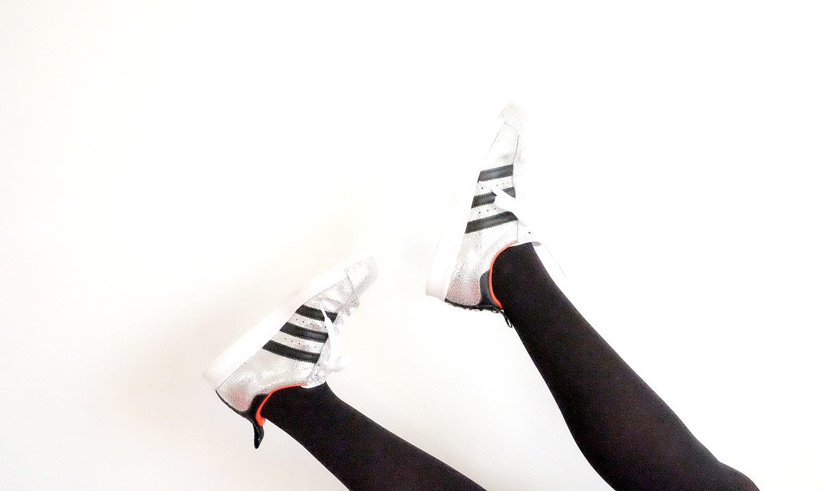 Superstar adidas Topshop