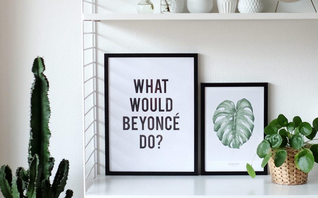 Des jolies affiches pour votre intérieur