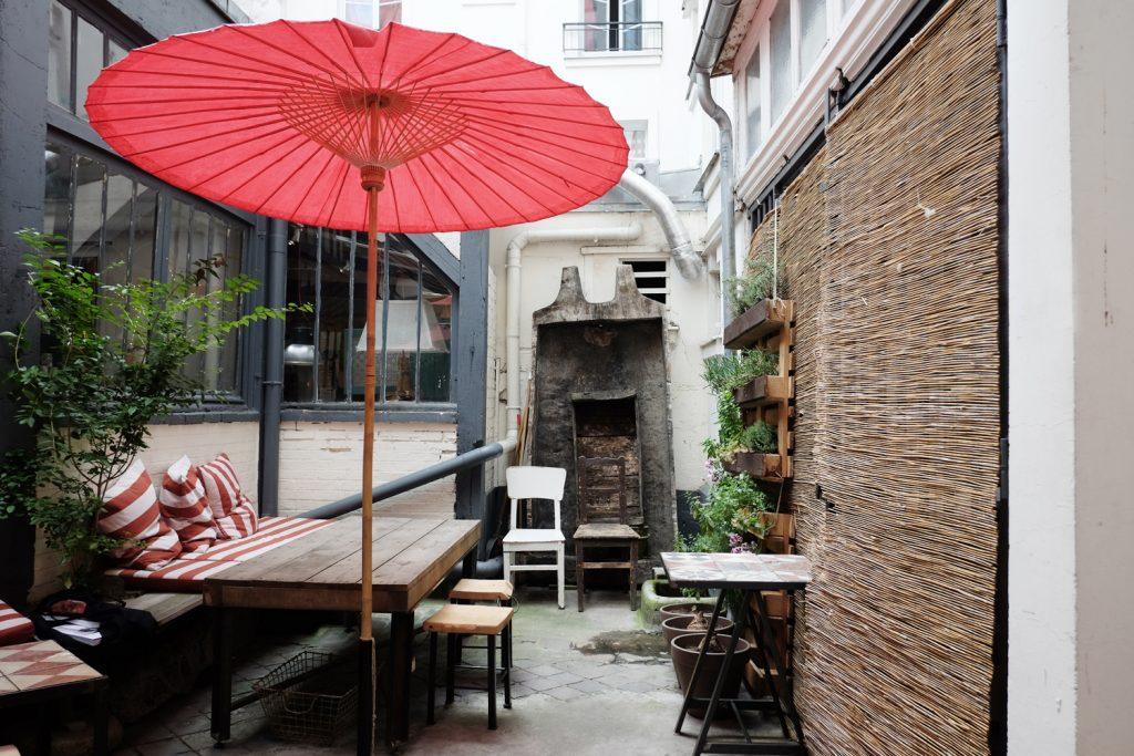 Borgo delle tovaglie & sa jolie terrasse cachée