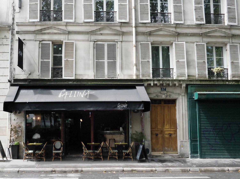 Gallina Paris
