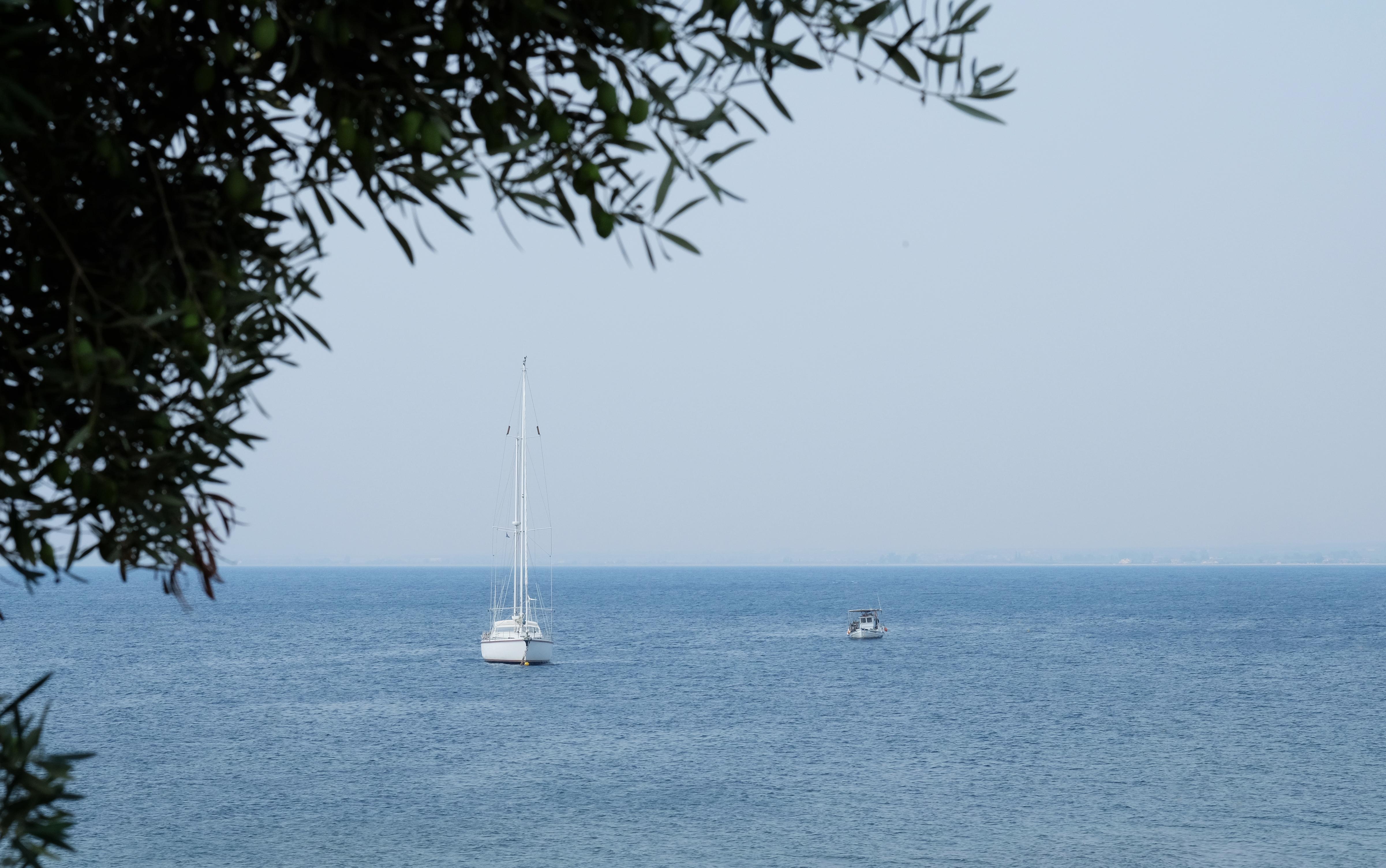bateau en greèce