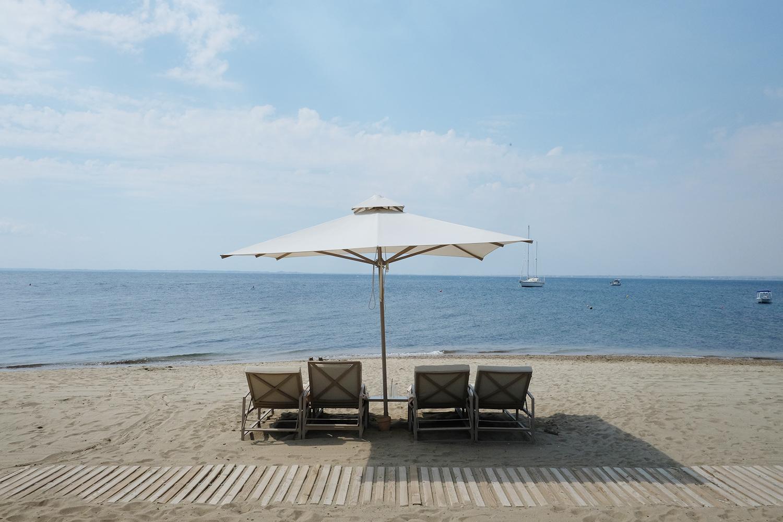 plage grecque