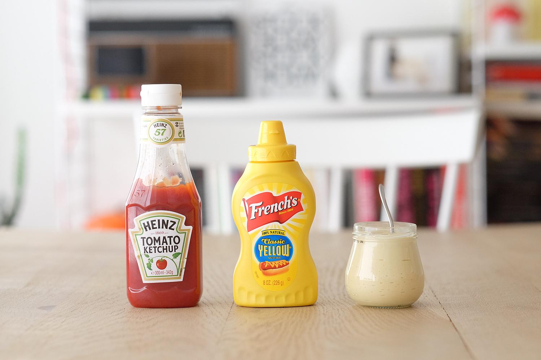 moutarde américaine