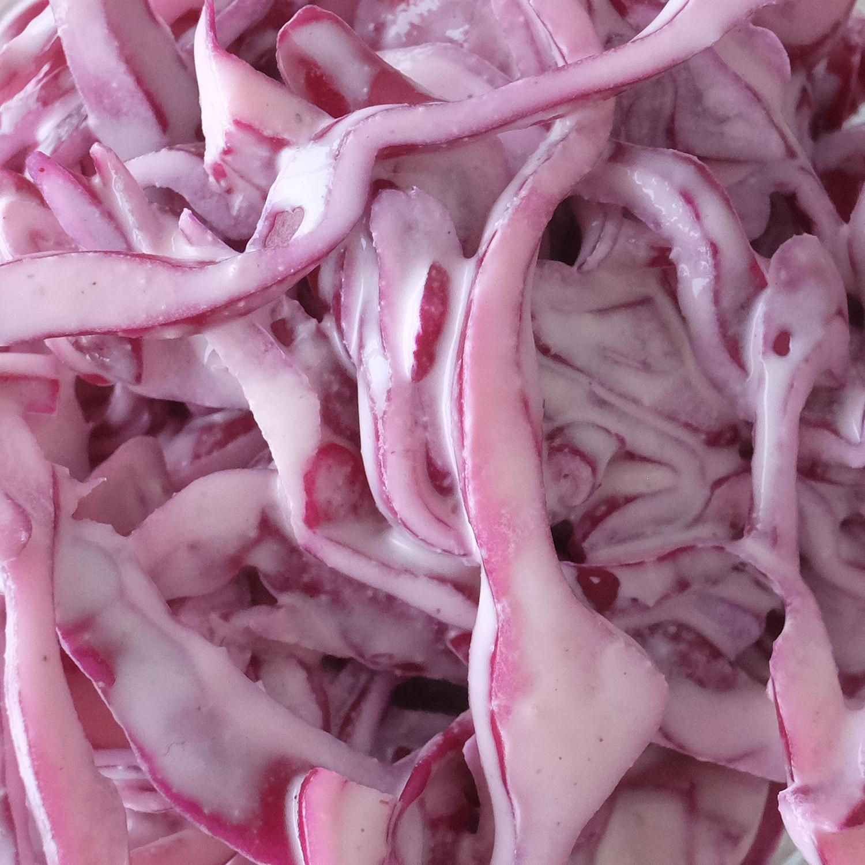 coleslaw chou rouge