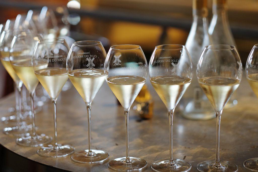 Dans les coulisses d'une Maison de Champagne