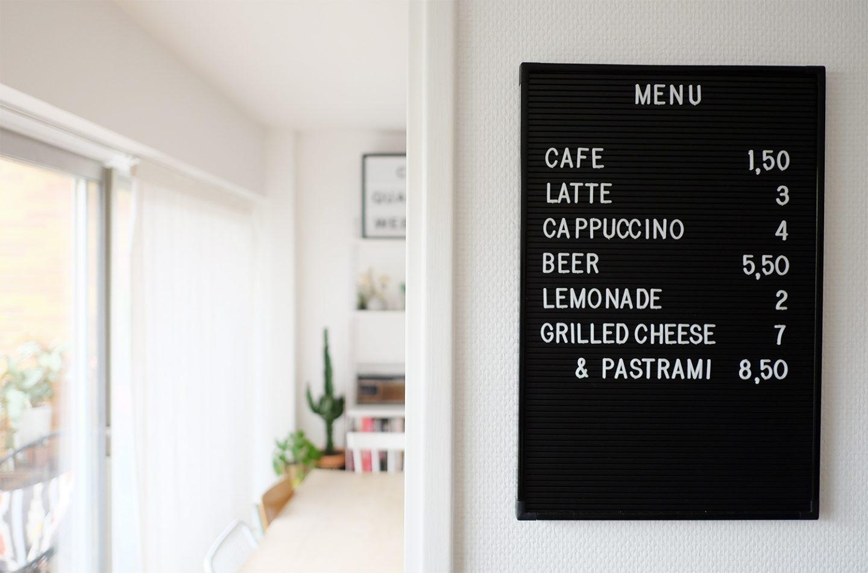 Déco : visite de notre petite cuisine