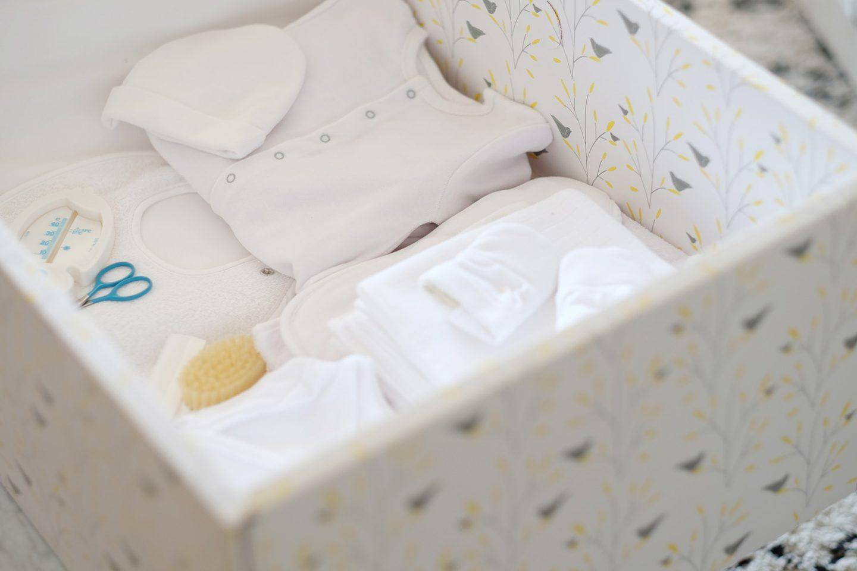 Happy Nest : la box de naissance hyper complète