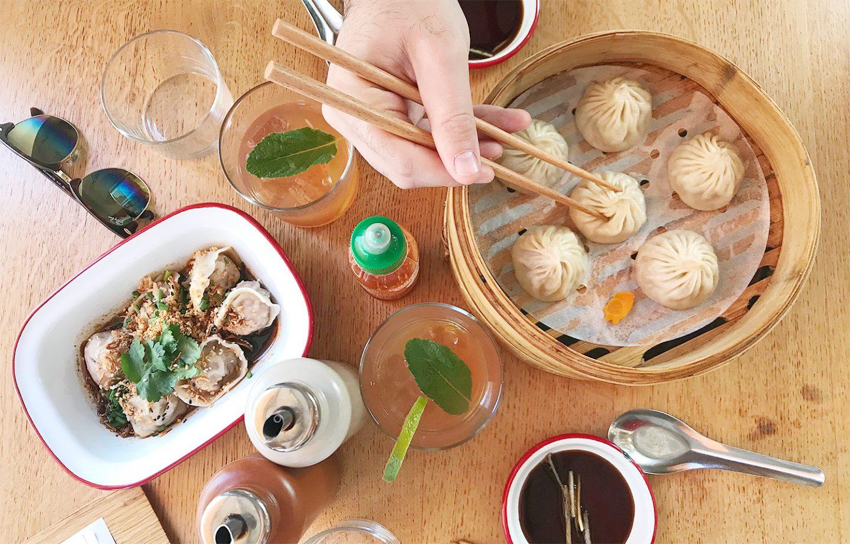 21G Dumpling : temple parisien des Xiao Long Bao