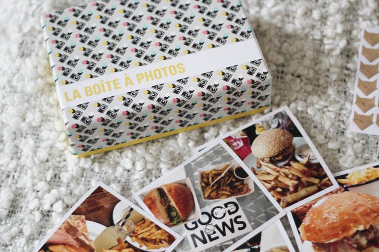 Idée cadeau #1 : La Boîte à Photos
