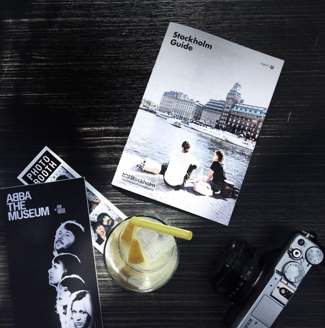 Carnet de Voyage : Stockholm