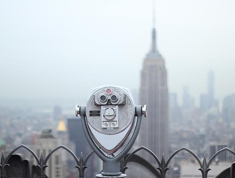7 jours à New York #part1