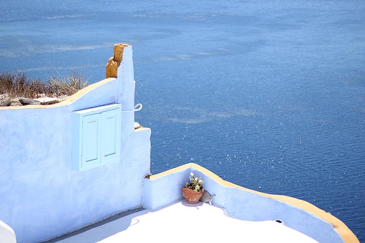 Santorin, la Magnifique