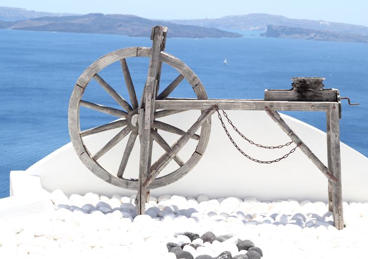 Carnet de Voyage : Santorin