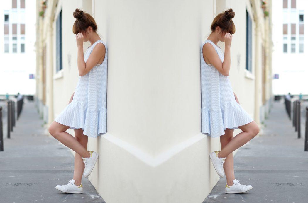 La robe-chemise