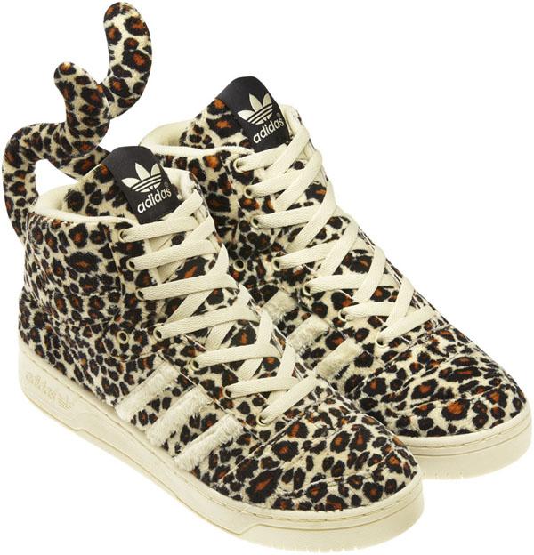 Adidas Leopard