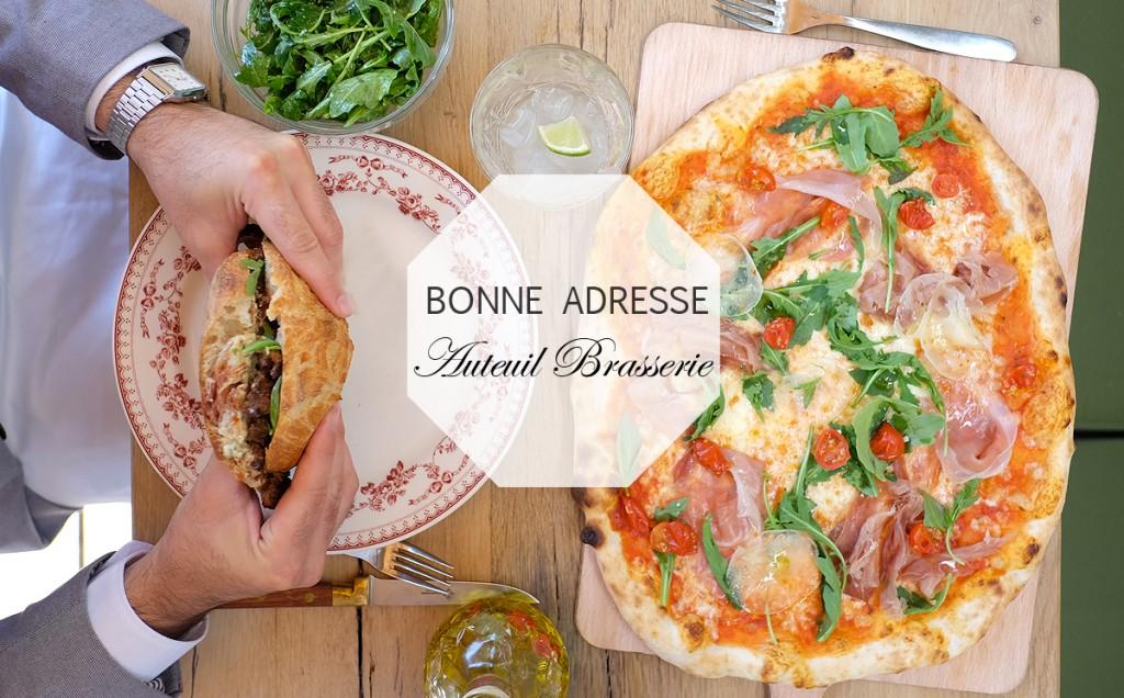 Bonne Adresse : Auteuil Brasserie