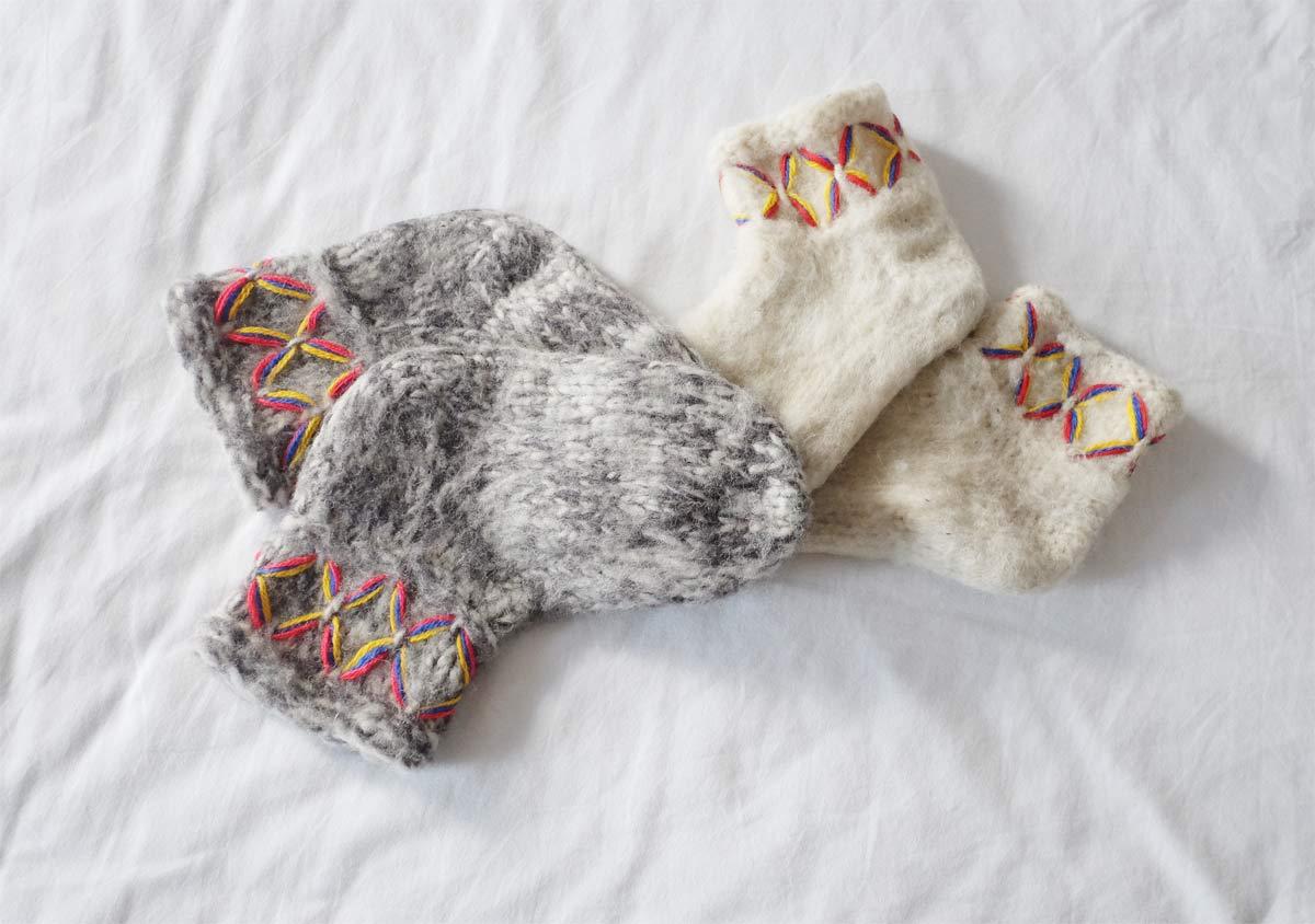 chaussettes-laine-laponie