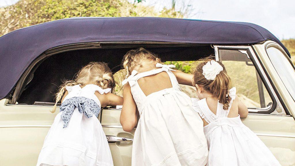 Tenues de cérémonie pour les petits