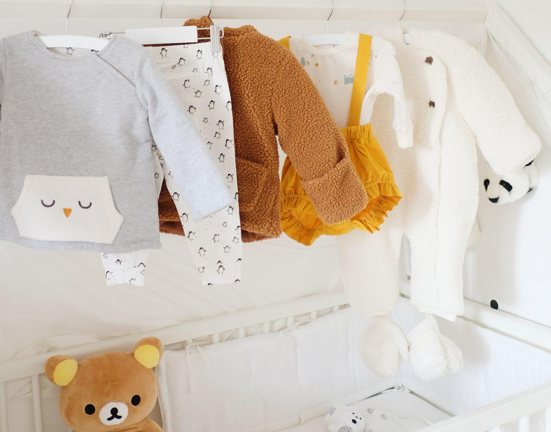 Shopping de rentrée spécial bébé