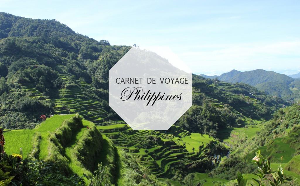 Carnet de Voyage : Les Philippines 2/3