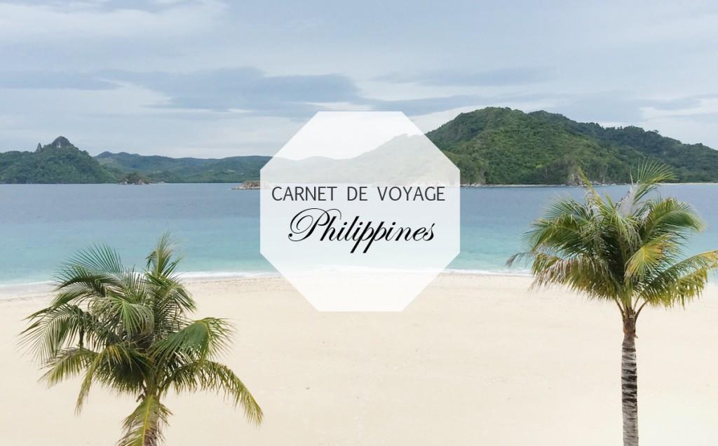 Carnet de Voyage : Les Philippines 3/3