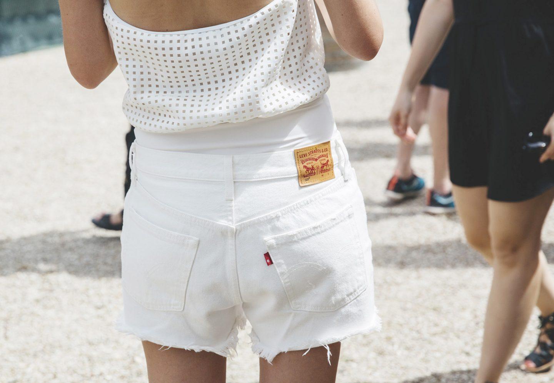 Quelle petite robe blanche pour un retour de noces ?