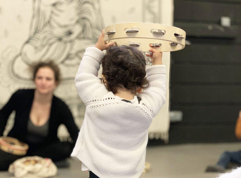 10 choses à faire avec un enfant de moins de 2 ans à Paris