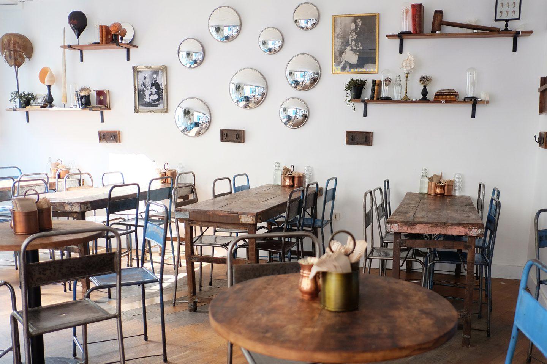 Bonne adresse : Oyster Club Paris