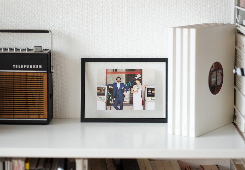 Où imprimer ses photos de mariage ?