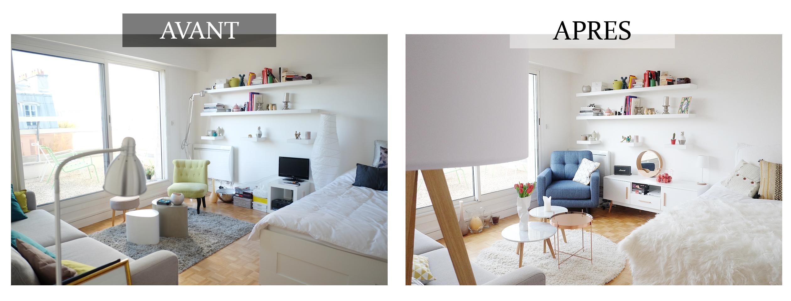 Relooking Appartement Avant Après relooking déco avec 3suisses ! – azzed